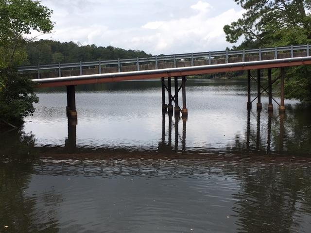 Russell Road Bridge